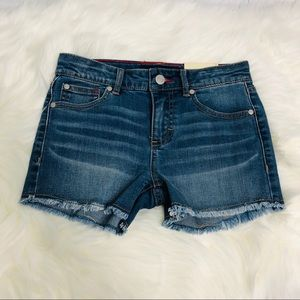 Girls Tommy Hilfiger Jean Shorts